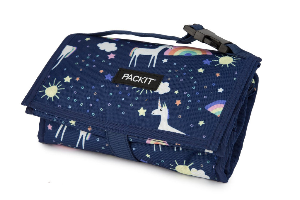 PackIt Freezable Lunch bag Unicorns