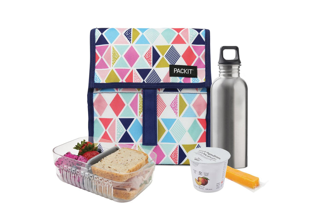 PackIt Freezable Lunch bag - Festive Gem