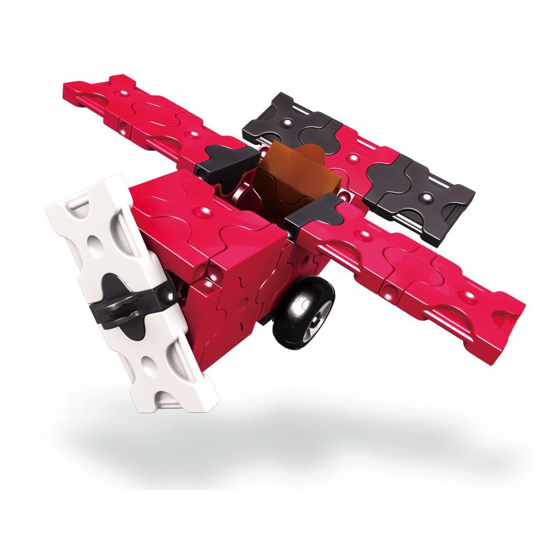 LaQ Hamacron Constructor Mini Airplane