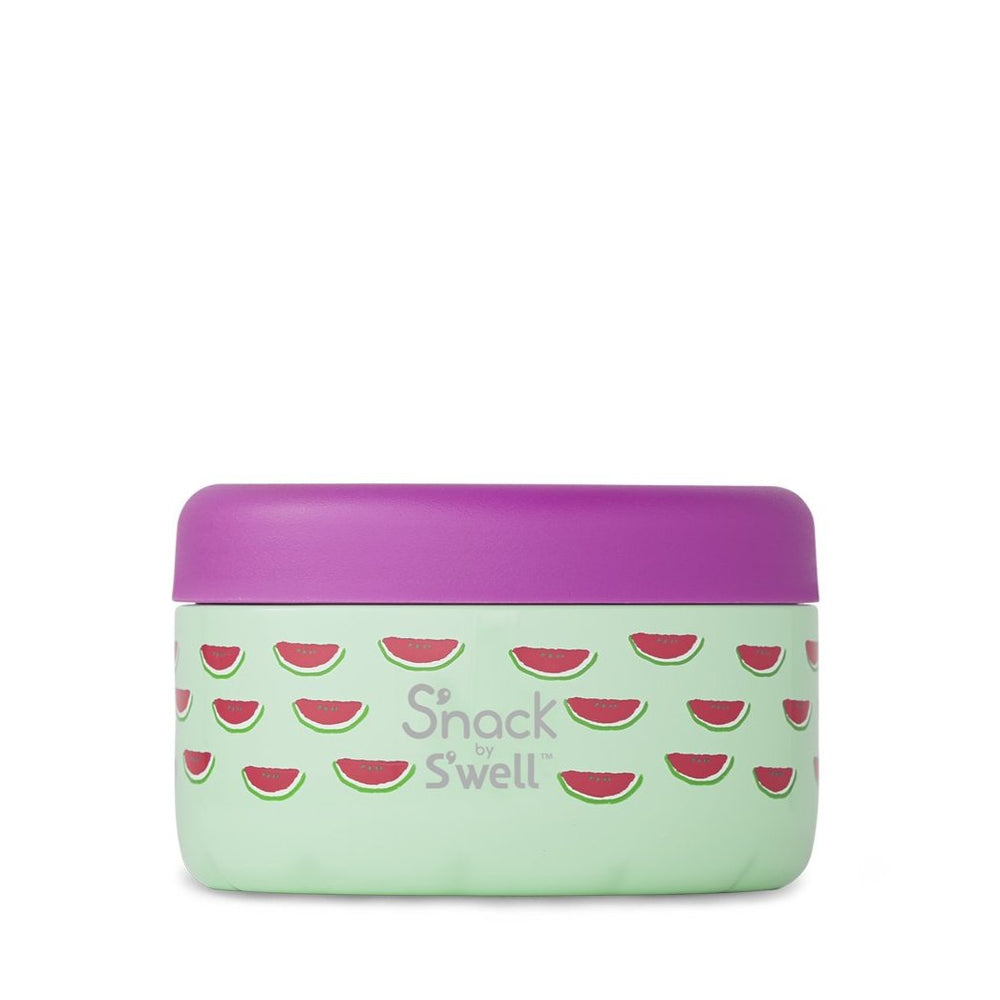 S'Well ~ S'nack Insulated Food Bowl - Slice Of Life 295ml