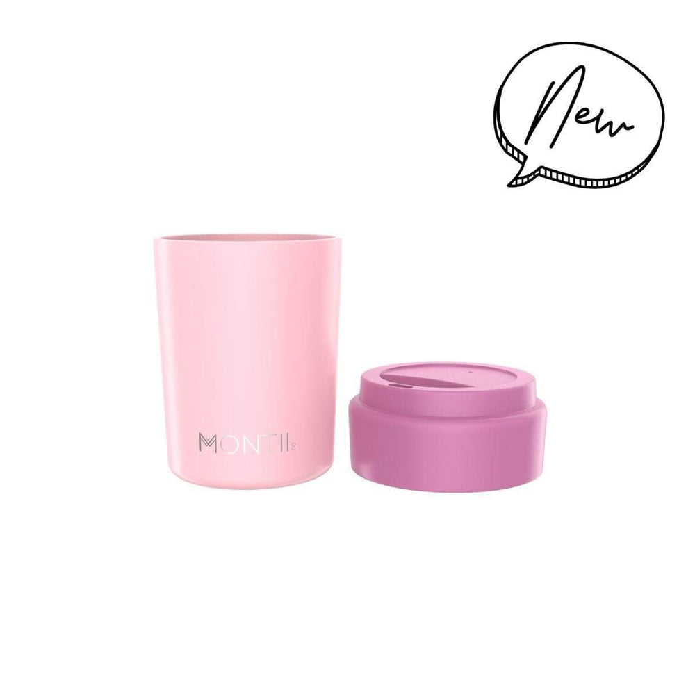 Montii Mini Coffee Cup  ~ Dusty Pink