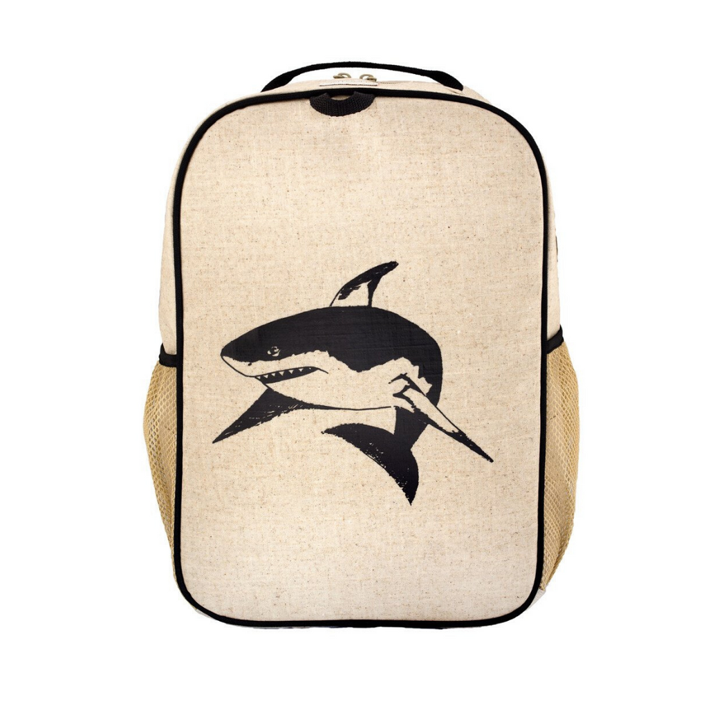 SoYoung Grade School Backpack - Black Shark ( NEW )