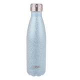 Oasis Shimmer S/S Double Wall 500ml insulated Drink Bottle ~ Arctic Blue