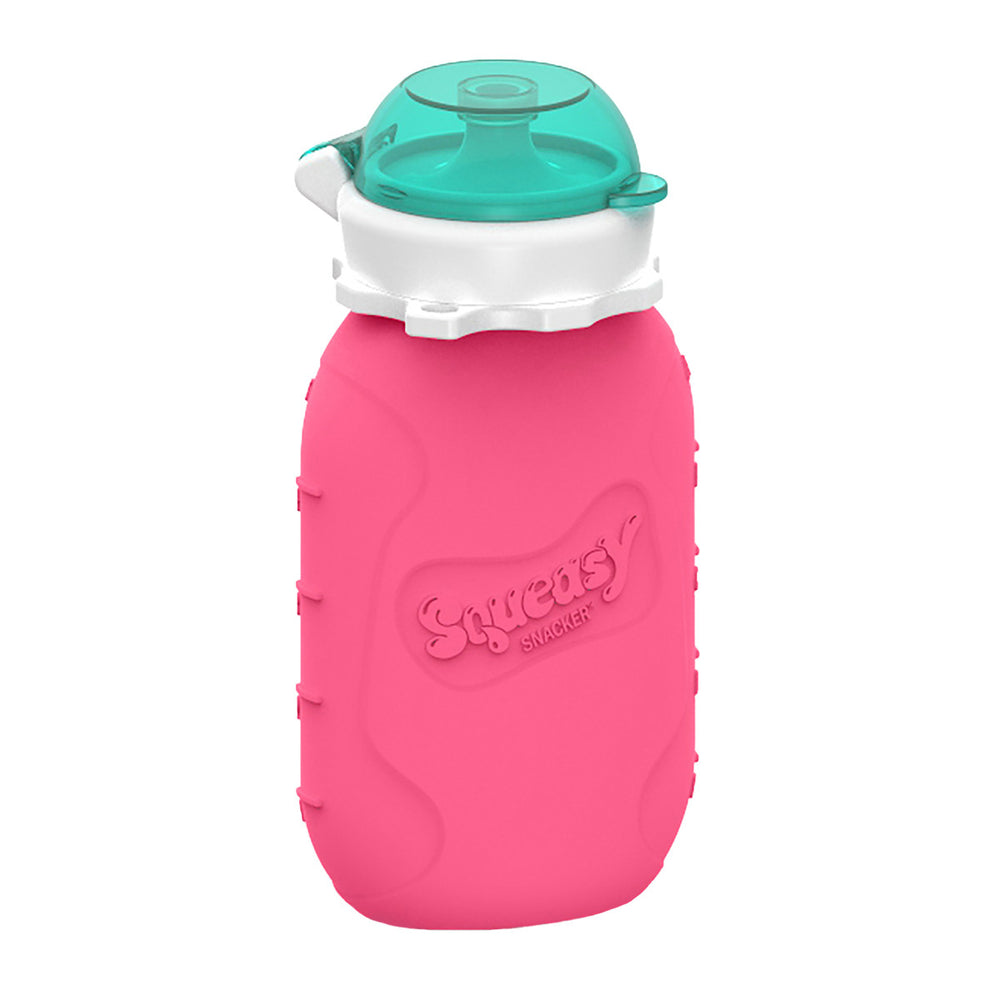 6 OZ PINK SQUEASY SNACKER