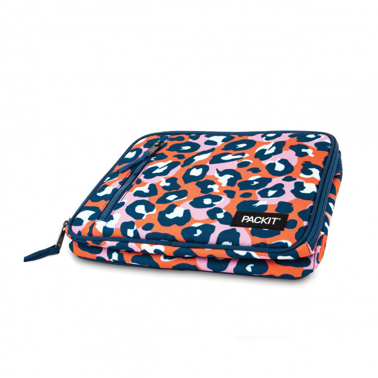 PackIt Freezable Classic Lunch bag - Wild Leopard  (NEW! )