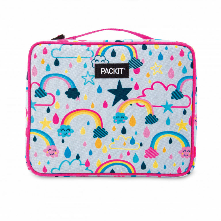 PackIt Freezable Classic Lunch bag - Rainbow Sky  (NEW)