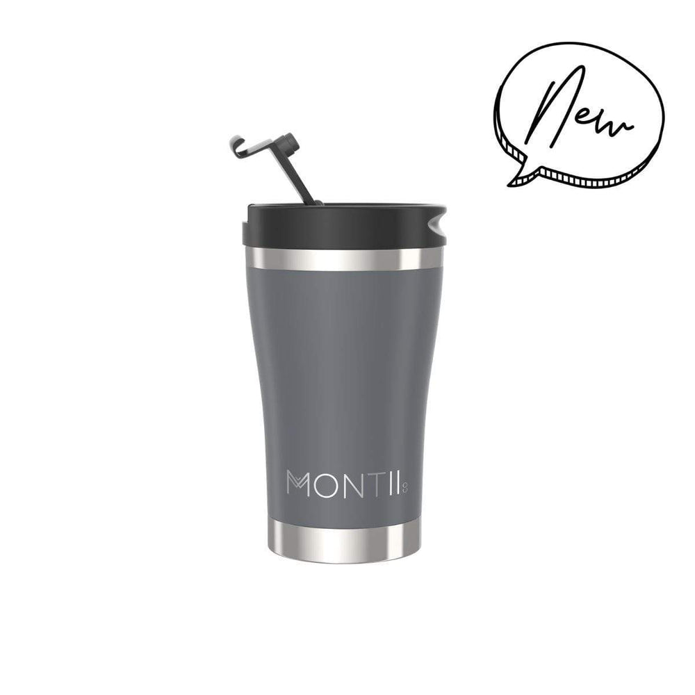 Montii Regular Coffee Cup  ~ Grey