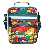 Sachi Insulated Kids Lunch Tote Dinosaur ( NEW design )