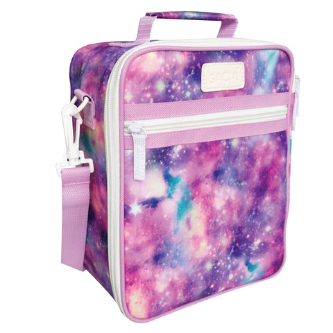 Sachi Insulated Kids Lunch Tote Galaxy