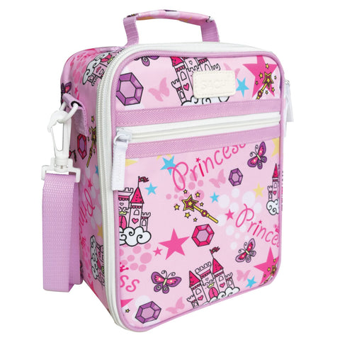 Sachi Insulated Kids Lunch Tote Princess