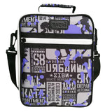 Sachi Insulated Kids Lunch Tote Skate park