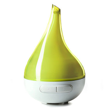 Aroma Bloom Ultrasonic Diffuser - 5-in-1 Vaporiser - Lime