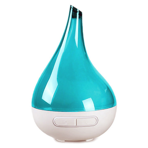 Aroma Bloom Ultrasonic Diffuser - 5-in-1 Vaporiser - Turquoise