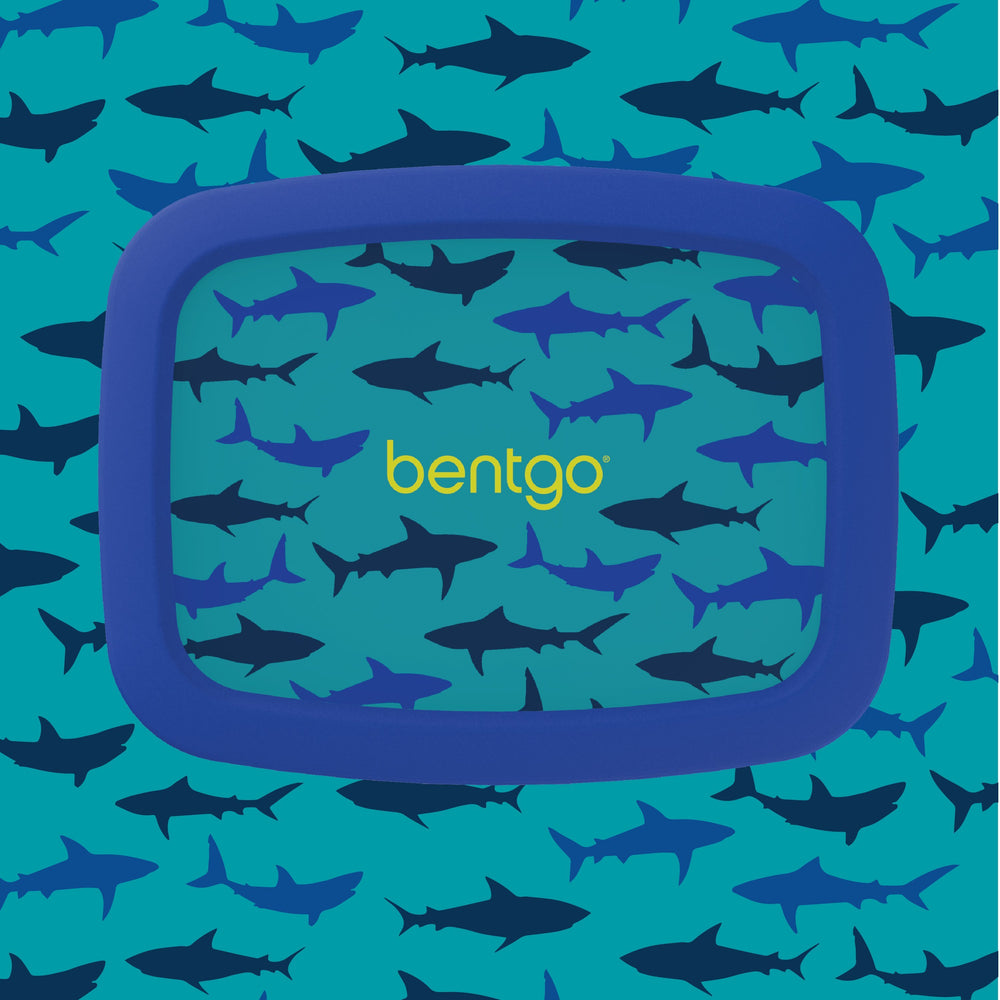 Bentgo Kids Prints Lunch Box ~ Shark ( NEW )