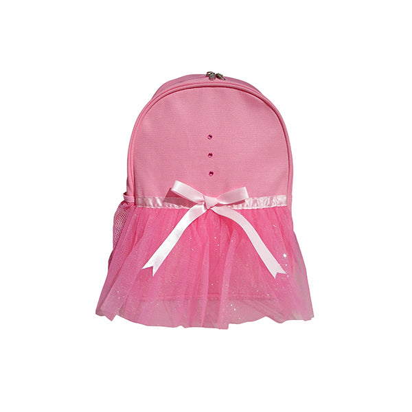 Giggle Me Pink Backpack ~ Ballet Tutu Backpack ( Clearance)