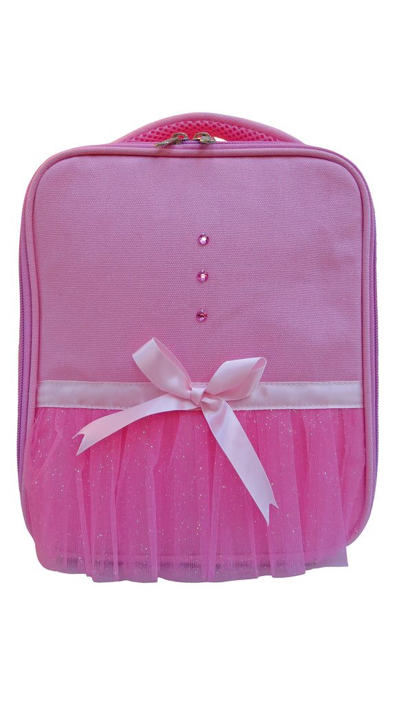 Giggle me Pink ~ Ballet Tutu Lunch Bag