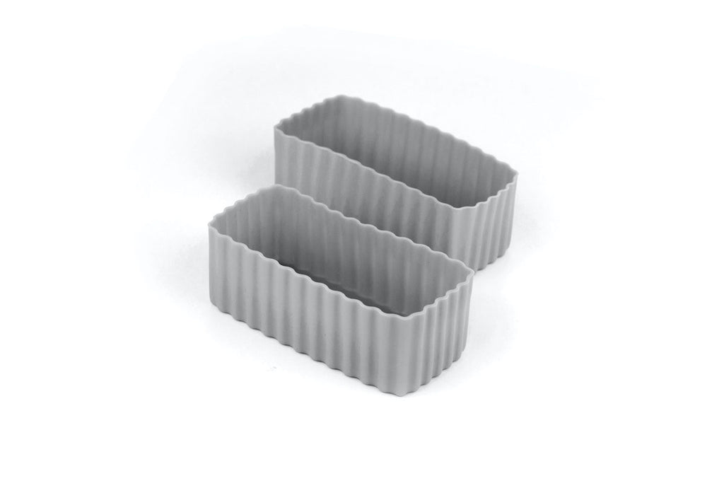 Bento Cups Rectangle – grey ( Pre-Order)