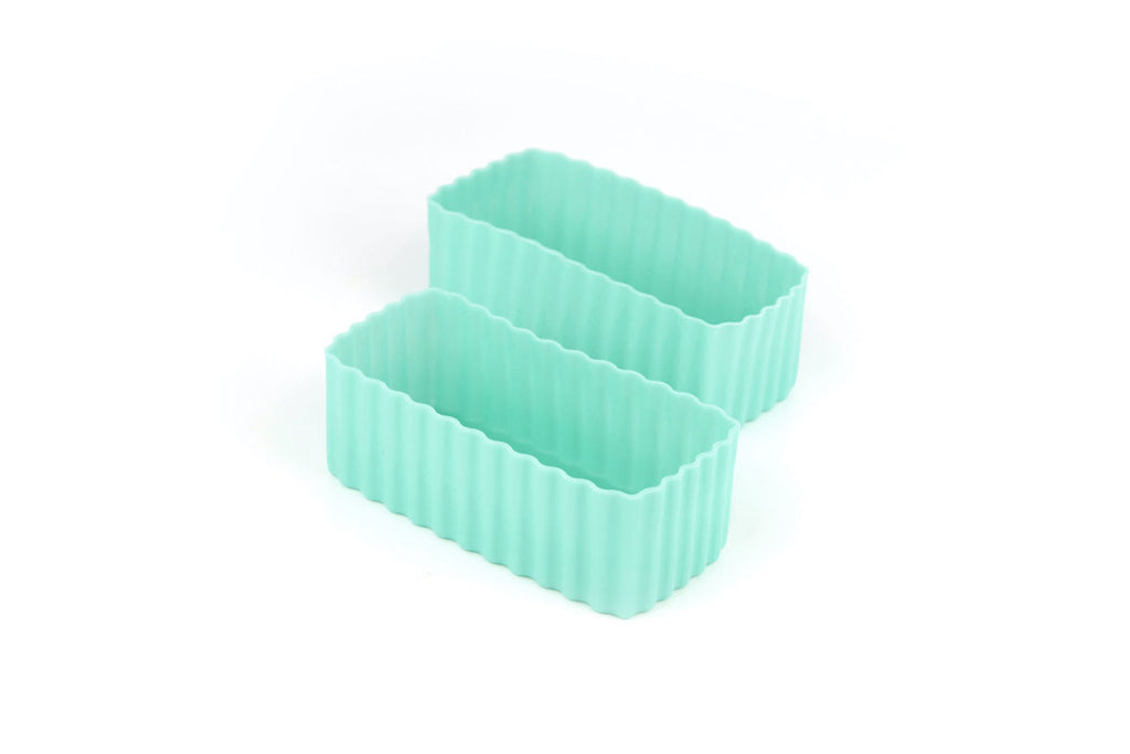 Bento Cups Rectangle – Mint