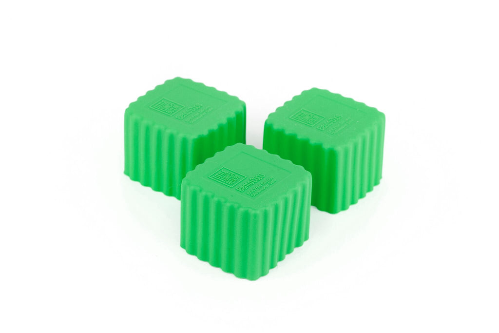 Bento Cups Square – Green ( New)
