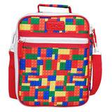 Sachi Insulated Kids Lunch Tote Brick