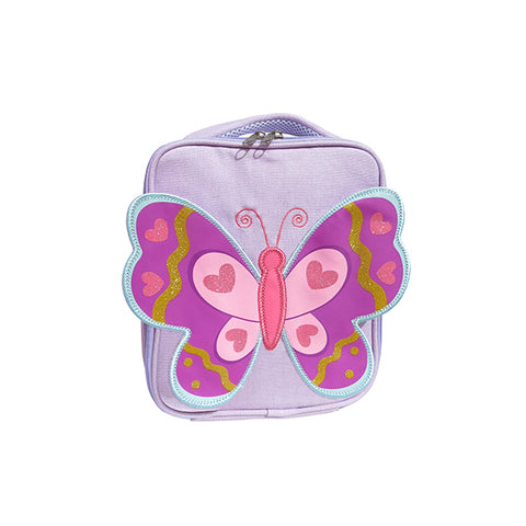 Giggle Me Pink~ Butterfly Lunch Bag