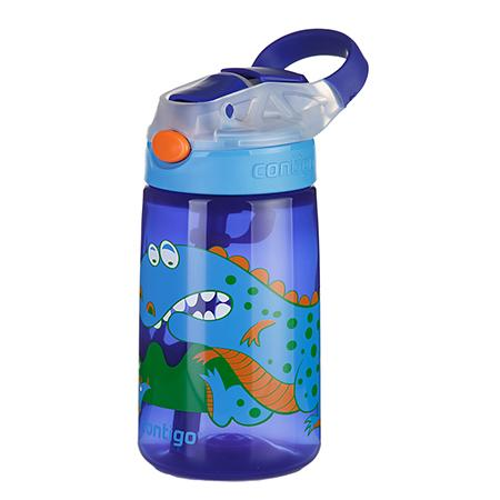Contigo Gizmo Flip Autospout Water Bottle 420ml ~ Kids bottle