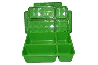 Go Green Medium Lunch Box * OPEN FOR PREORDER NOW* Estimate arrival ~ Mid September