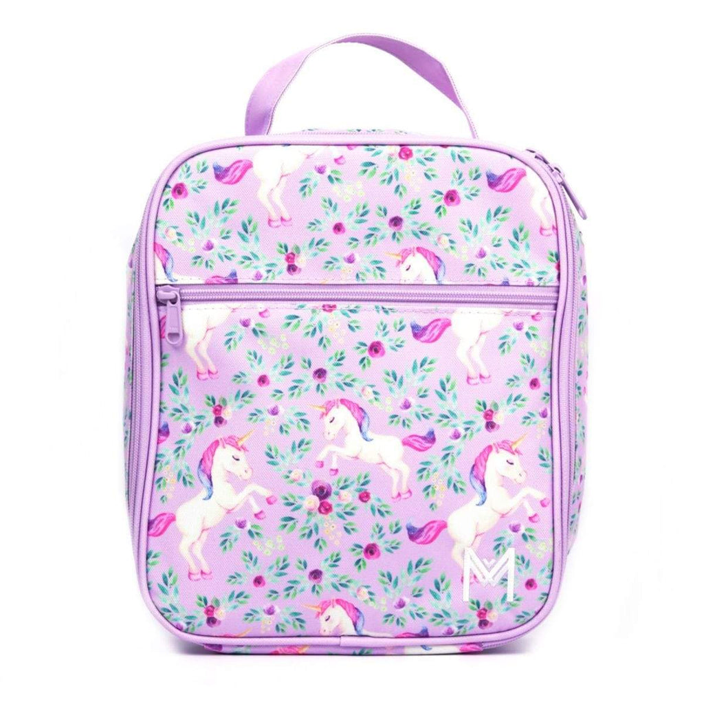 Montii Insulated lunch bag ~ Unicorn