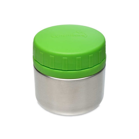 LunchBots Leak Proof Container 8oz (230ml) Single - Green