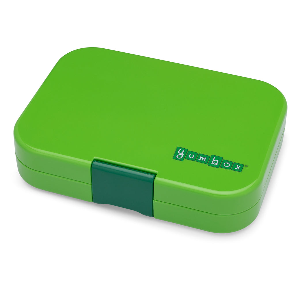 Yumbox Original (6 compartment) - Go Green ( NEW)