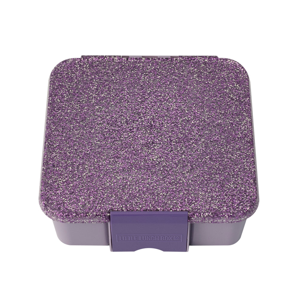 Bento Three – Purple Glitter ~ LIMITED EDITION ~ NEW DESIGN