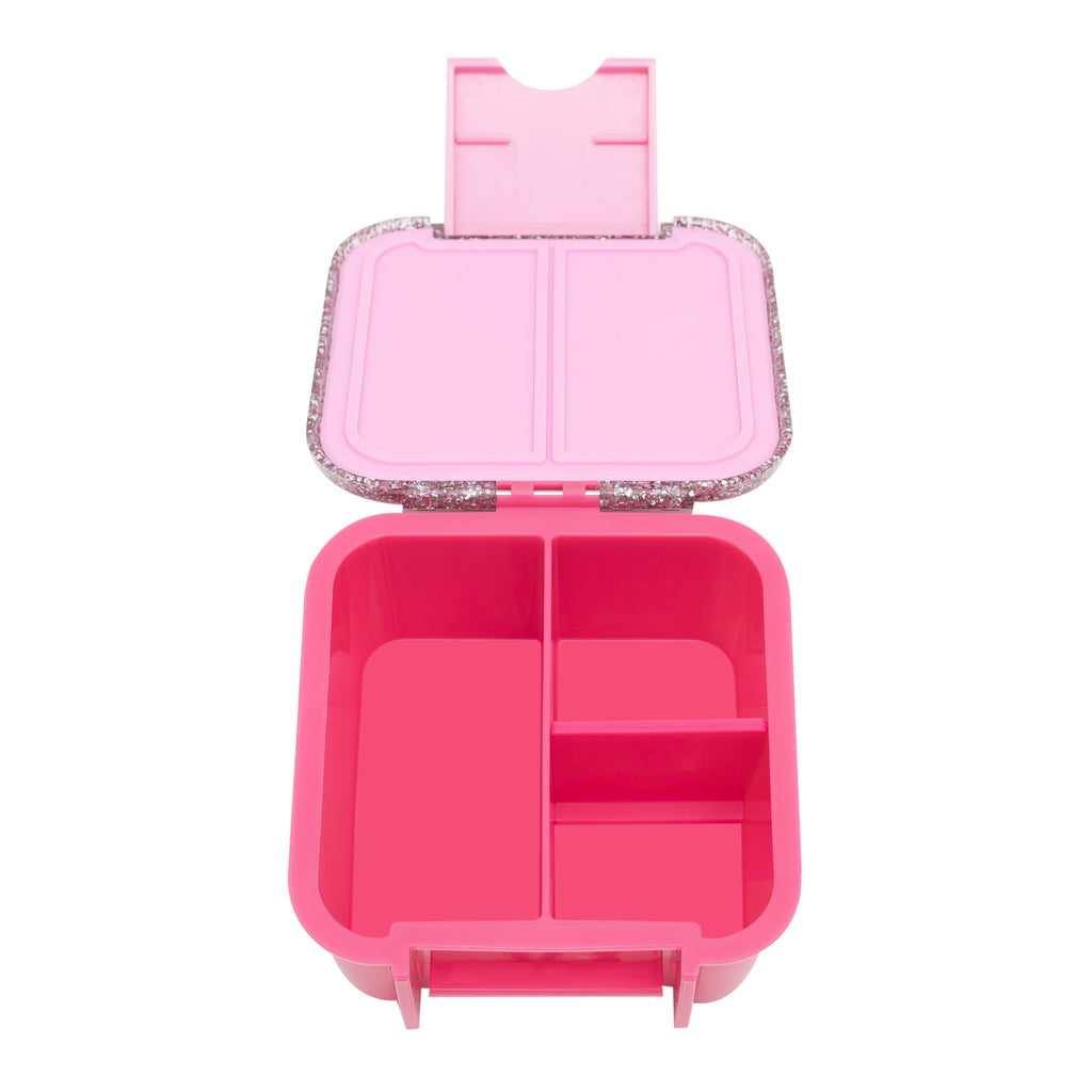 Bento Two - Pink Glitter ~ Limited Edition ( NEW)