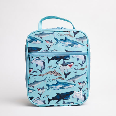 Montii Insulated lunch bag ~ Shark ( NEW )