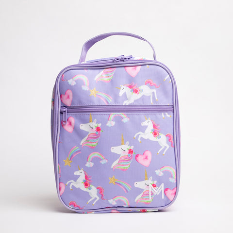 Montii Insulated lunch bag ~ Unicorn ( NEW )