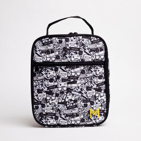 Montii Insulated lunch bag ~ Street ( NEW )