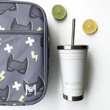 Montii Smootie Cup ~ White ( NEW )