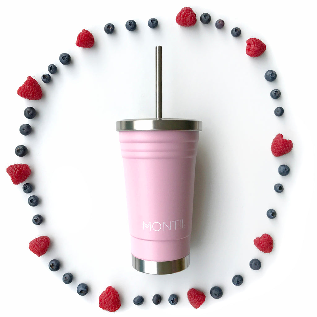 Montii Smoothie Cup ~ Dusty Pink