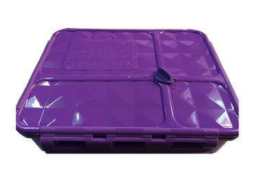 Go Green Purple Medium Lunch Box * NEW * - Available NOW