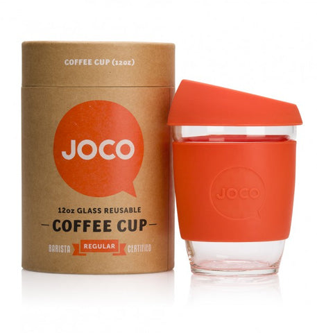 Joco Cups 12 oz ~ Orange