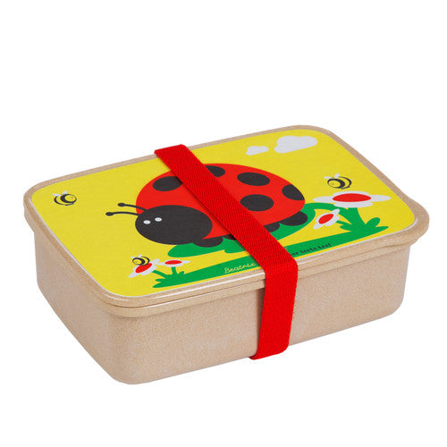 Beatrix New York Bento Box: Juju (Ladybug)