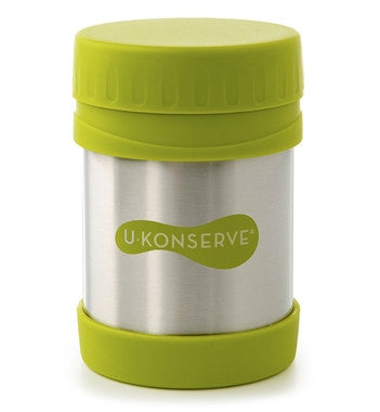 Kids Konserve Insulated Food Jar - Green ( New )