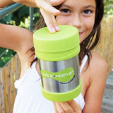 Kids Konserve Insulated Food Jar - Green