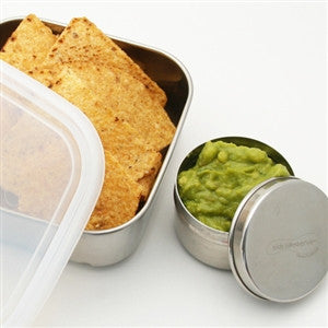 Kids Konserve Mini Stainless Steel Containers - Set of 3