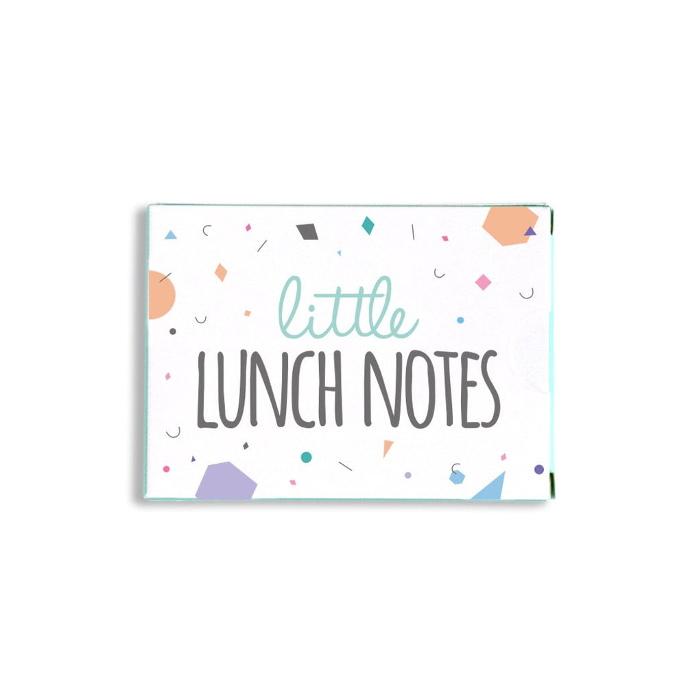 Lunchbox note ~ Little Lunch Notes ~ Sprout and Sparrow
