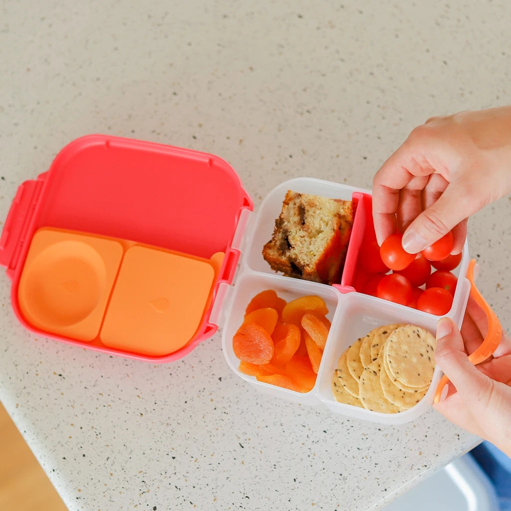 B.BOX MINI LUNCHBOX - Passion Splash (  New )