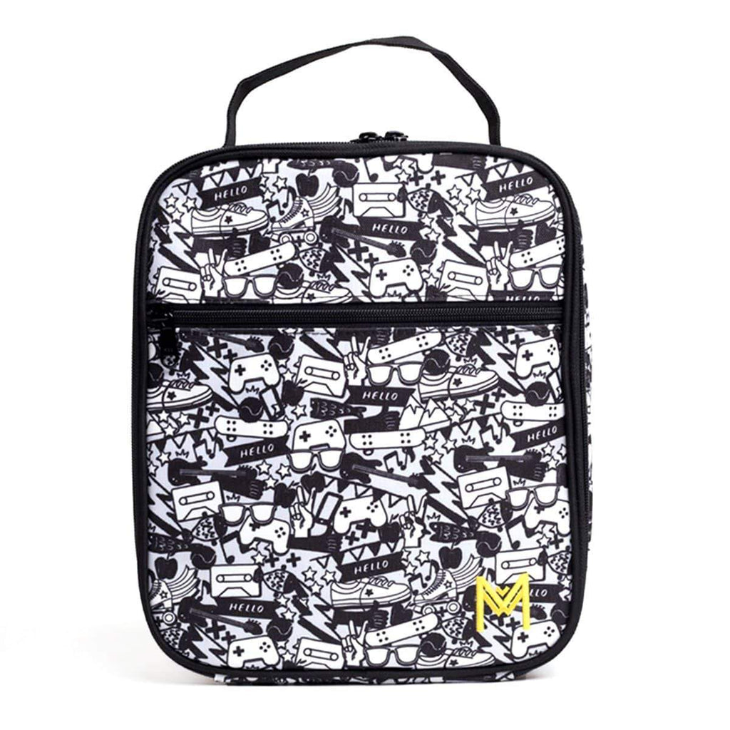 Montii Insulated lunch bag ~ Street