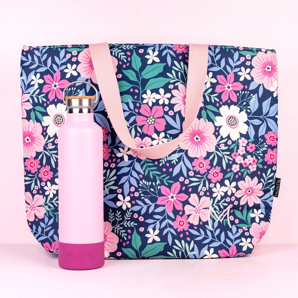 Montii Insulated tote bag ~ Wildflower ( NEW )