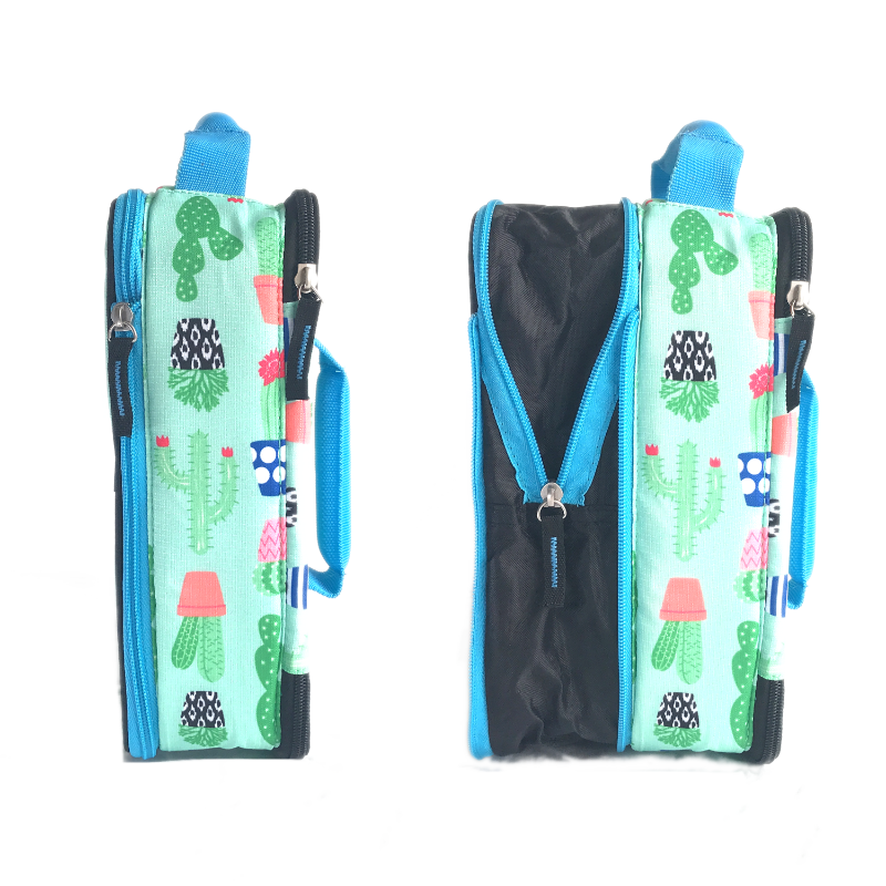 Arctic Zone Expandable Lunch Pack~ Cactus ( NEW)