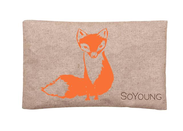 SoYoung no sweat Orange Fox ice pack - large ( NEW)
