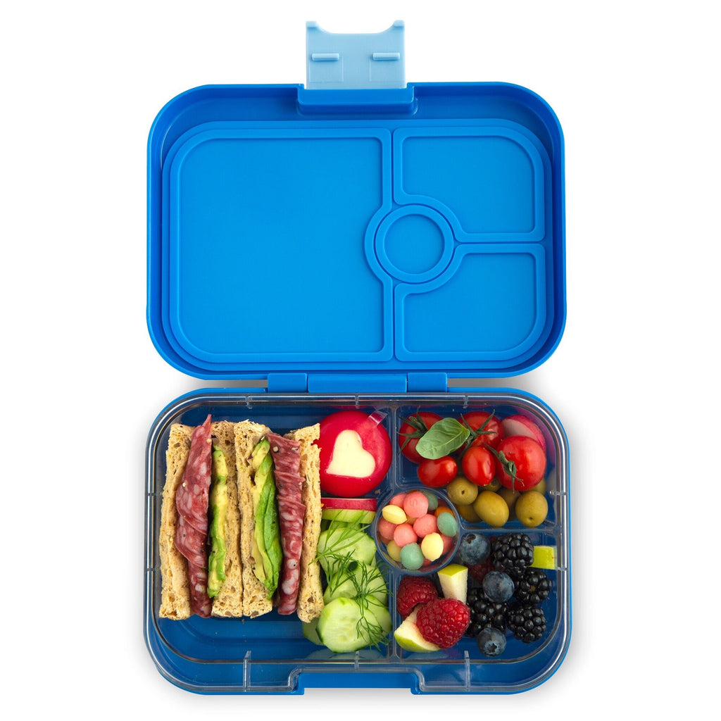 Yumbox Panino (4 compartment) ~Jodhpur Blue (NEW)